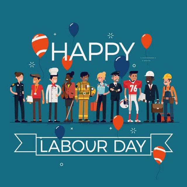 Happy Labor Day !